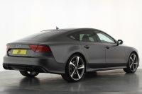 Audi RS7 4.0T FSI V8 Bi-Turbo RS7 Quattro 5dr Tip Auto, Full Audi Service History, Carbon Exterior, Carbon Interior, Exclusive Matt Daytona Paint, Head Up Display, Sunroof, Dynamic Pk, Sports Exhaust.