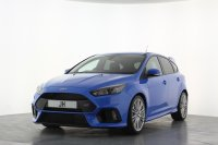 Ford Focus Rs 2.3 EcoBoost 5dr, ONLY 91 MILES, LUX Pack, 19 Inch Alloys, Painted Calipers, Sync 2 Sat Nav, Bluetooth, DAB Radio Sony Premium Speakers, Reversing Camera, Rear Park Assist, Power Folding Door Mirrors, Cruise Control, Door Edge Protectors, Privacy, Stunnin