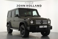 "Mercedes-Benz G Class G350d 4 Matic  Special Order Olive Designo Matte Paint finish and Designio Sand Special Order Interior Huge Specification 19"" AMG Alloys Comand Reversing Camera Harmon Kardon Sound Amazing Individual G Wagon as New"