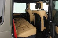 """Mercedes-Benz G Class G350d 4 Matic  Special Order Olive Designo Matte Paint finish and Designio Sand Special Order Interior Huge Specification 19"""" AMG Alloys Comand Reversing Camera Harmon Kardon Sound Amazing Individual G Wagon as New"""