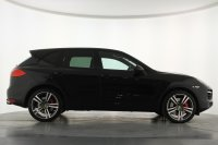 Porsche Cayenne Turbo 5dr Tiptronic S, Fantasic Spec, Air Suspension, 21 Inch 911 Turbo II Alloys, Wheel Arch Extensions, Pan Roof, Sat Nav, PDCC,  Adaptive Cruise,  Lane Change Assist, Blind Spot Monitor, Burmester Surround Sound, Full Porsche History