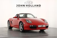 Porsche Boxster 2.7 [245] 2dr, 18 Inch Boxster S Alloys Wheels with Full Colour Crest Centres, Sports Shifter, BOSE Surround Sound, CD Changer, Heated Seats, Rear Park Assist, Climate Control, Wind Deflector, Outstanding History
