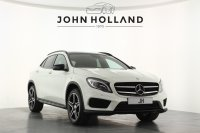 Mercedes-Benz GLA Class Sold Delivering to Welwyn Garden City