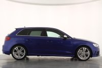 Audi A3 S3 TFSI Quattro S Tronic 18 inch Alloys Panoramic Roof Satellite Navigation Bluetooth  1 Owner from new stunning example