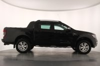 Ford Ranger Pick Up Double Cab Wildtrak 3.2 TDCi 4WD Auto 18 inch Alloys Satellite Navigation Bluetooth Roller Back Side Bars 1 Owner from new FSH