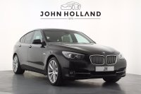 "BMW 5 Series 20"" Double Spoke Alloy Wheels, Professional Satellite Navigation, Twin Screen 8"" Rear Seat Entertainment, Panoramic Sunroof, TV Function, DAB Radio with Loudspeaker System, Bluetooth. Great Spec"