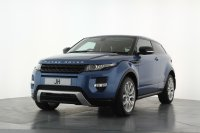 "Land Rover Range Rover Evoque 2.2 SD4 Dynamic 3dr Pan roof, 20"" Wheels, Navigation, Bluetooth Telephone with Audio Streaming, Heated Front Seats, Electric Seats with Memory, Cruise Control, DAB Digital Radio"