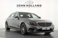 Mercedes-Benz S Class S350L BlueTEC AMG Line 20 inch Alloys Panoramic Roof Satillite  Navigation Bluetooth Soft Close Doors Burmester Sound System Amazing Specification FMBSH
