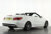 Mercedes-Benz E Class E220 CDI AMG Sport 2dr 7G-Tronic,Comand Navigation, Air Scarf, Parktronic, DAB, Heated Seats, Voice Control, Cruise, Bluetooth Interface, Tinted Glass All Round, 18in AMG Alloy Wheels.