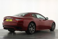 Maserati GranTurismo V8 S 2dr Automatic,Navigation, Bluetooth, Bose, Comfort Pack Front Seats, Electric Seats with Memory, Heated Seats, Ipod Connection, Active Shifting Paddles, Front and Rear Parking Sensors, 20inch Neptune Wheels.