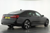 BMW 7 Series 740Ld xDrive M Sport 20 Inch M Sport Alloys Panoramic Glass Sunroof Rear Seat Comfort Pack Rear DVD Entertainment Premium Pack Advanced Park Remote Park TV Massage Front & Rear Seats Head Up Cost over 93000 Pounds New 1 Owner