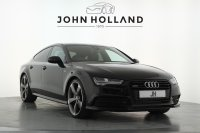 Audi A7 Sold Delivering to Southall