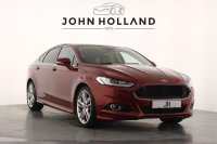 Ford Mondeo 2.0 TDCi 180 Titanium 5dr, 19 Inch Alloy Wheels, Ford Dynamic LED Adaptive Headlights, Exclusive Colour, Sat Nav, Rear Camera, Rear Spoiler, Bluetooth, Electric Heated Front Seats, Keyless, Lane Keeping Aid, Stunning