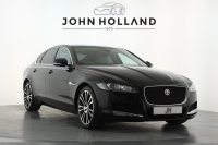 Jaguar XF 2.0d [180] Portfolio Panoramic Roof Upgraded 19 inch Alloys Satellite Navigation Soft Close Doors Extended Leather DAB Radio Meridian Sound Heated and Cooled Electric Front Seats an Amazing Specification