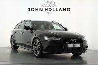 Audi A6 3.0 TDI [272] Quattro Black Edition 5dr S Tronic, 1 Owner,  Power Boot Lid, 20inch Wheels, MMI Navigation, DAB Radio, BOSE, Audi Parking System Plus, Sports Seats, Audi Music Interface.