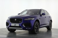 Jaguar F-pace First Edition, 1 of only 200 Cars, 22 Inch Double Helix Alloy Wheels, Red Brake Calipers, Satellite Navigation, Full LED headlights, Glass Panoramic Roof, 12.3 Inch Virtual Dash, DAB Radio, Meridian Digital Surround Sound, Reversing Camera, 5 Year Service