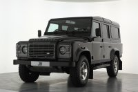 Land Rover Defender 110 XS Boost Alloys 7 Seats Air Conditioning Side Bars Light Guards Half Leather Only 17348 miles Outstanding Condition