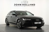 Audi A6 2.0 TDI Ultra Black Edition 5dr S Tronic Advanced Key Powered Boot Lid Front Heated Seats Door Mirrors Folding and Heated MMI Navigation Cruise Control 4 Zone Air Conditioning Audi Parking System Plus Voice Control DAB BOSE