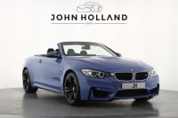 "BMW M4 M4 DCT Full BMW Service History 19"" M Double Spoke Anthracite Alloy Wheels Harmon Kardon Audio Professional Navigation Head Up Display Carbon Fibre Interior Inlays Bluetooth with Audio Streaming Air Collar"
