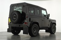 Land Rover Defender XS Station Wagon 18 inch Light Weight Bowler Alloys Bowler Light Weight Race Bumper Steering Guard and Sill Guards Side Steps Privacy Rear Step Premium Leather Seats Air Con No VAT Stunning