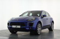 Porsche Macan S Diesel 5dr PDK, Full Porsche service history, PCM Navigation, Bluetooth, PASM, Heated Seats, Reverse Camera, 20inch Macan SportDesign wheels, Electric Folding Mirrors, Electric Tailgate.