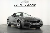 BMW Z4 28i sDrive M Sport Auto, 19 Inch Double 5 Spoke M Sport Alloy Wheels, Professional Satellite Navigation, Comfort Package, Wind Deflector, Auto Dimming Interior and Exterior Mirrors, Cruise Control, Front and Rear Parking Sensors, Bluetooth, Hi-Fi Loud Spe