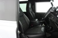 Land Rover Defender X-Tech Limited Edition Hard Top, 1 of 150 made, One Owner, Panoramic Glass, Colour Coded Wheel arches, Premium Seats, Leather Dash, Door Cards and Interior Panels, Side Steps, Only 15699 Miles, One off Customised Model