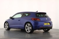 Volkswagen Scirocco 2.0 TSI R 3dr DSG, Full service history recently serviced at VW Barnsley,19inch Talladego Wheels, Touch Screen Navigation, Bluetooth Kit with Audio Streaming, Rear Parking Sensors, Cruise Control, Heated Front Seats.