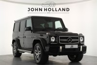 Mercedes-Benz G Class G63 [571] 5dr Tip Auto, 1 Owner, Huge Specification to include Sunroof, Harmon Kardon Audio, 20inch Alloys, Reverse Camera, Privacy Glass, Comand, Bluetooth, Heated and Cooled Seats.