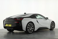 BMW i8 2dr Auto Heads Up Display 20 inch Turbine Alloy Whhels Satellite Navigation Bluetooth Reversing Camera DAB Radio Stunning Examplle