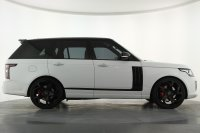 Land Rover Range Rover 4.4 SDV8 Overfinch, 23 Inch Overfinch Xenon Alloy Wheels in Gloss Black with Red Calipers, Overfinch Carbon Fibre Exterior Styling, Overfinch Carbon Fibre Grille, Full Overfinch Soltaire Bridge of Weir Leather Interior, Panoramic Roof