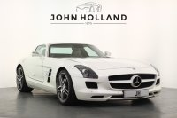 Mercedes-Benz SLS 63 Auto, Stunning very rare and collectable 1 owner from new.