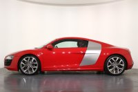 Audi R8 5.2 FSI Quattro 19 inch Diamond Cut Y Spoke Alloys, Satellite Navigation, Bluetooth, Reversing Camera, Bang & Olufsen Audio Heated Electric Seats, Stunning