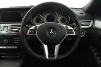 Mercedes-Benz E Class E350 BlueTEC AMG Night Ed Premium 5dr 9G-Tronic, 1 Owner, FMBSH, Panoramic Sunroof, COMAND Navigation, 18in AMG Alloy Wheels, Reverse Camera, DAB Digital Radio, Bluetooth Interface for Hands Free, Electric Folding Mirrors.