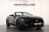 Ford MUSTANG 5.0 V8 GT 2dr Auto, 1 Owner, Full Ford Service History, 19inch Black Alloys, Sync 3, Navigation, Bluetooth, DAB Radio and USB, Shaker Pro Audio, Reverse Camera, Climate Controlled Seats Heated and Cooling.
