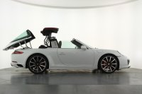 "Porsche 911 991.2 Targa 4 S PDK, 20"" Carrera Classic Alloy Wheels,.Sports Chrono Package, Sports Exhaust System, Front Axle Lift System, LED Lights including PDLS Plus, Reversing Camera, Front and Rear Park Assist, BOSE, 1 Owner, Stunning"
