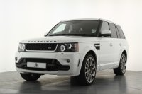 Land Rover Range Rover Sport 3.0 SDV6 HSE Black Edition, Full Overfinch GTS Conversion, 22 Inch Overfinch Elara Alloy Wheels, Front GTS Bumper with Integrated LED Running Lights, Colour Coded Side Mouldings, Rear Bumper with Integrated Stainless Steel Exhaust Finishers, Stunning