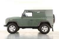 Land Rover Defender Hard Top TDCi [2.2] Cotrast Roof Alpine Stereo with Bluetooth Mudflaps Tow Pack Beautiful Example