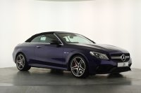 "Mercedes-Benz C Class C63 S Convertible 19"" AMG Alloys, AMG Night Package, Comand Online Nav, 360 Degrees Cameras, DAB, Performance Front Seats, Stunning Example as New"