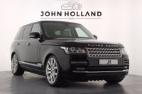 Land Rover Range Rover Sold delivering to Lincoln