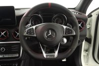 Mercedes-Benz A Class A45 4Matic 5dr Auto, AMG Aerodynamic Package, AMG Night Package, Sports Exhaust, Harmon Kardon Audio, Comand Navigation, Bluetooth, DAB, Smartphone Integration Carplay, Rear View Camera, Full Mercedes Service History.