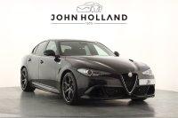 Alfa Romeo Giulia Sold Delivering to London