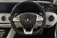 "Mercedes-Benz S Class S63 AMG Convertible 20"" AMG Alloys, 360 Degrees Cameras, Adaptive Cruise, Heated & Cooled Electric Massaging Front Seats, Air Balance Pack, Warmth Comfort Pack, Stunning"