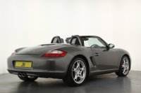Porsche Boxster 3.4 S Tiptronic S, 19 Inch Carrera Classic Alloy Wheels, Alpine Satellite Navigation, Bluetooth with Audio Streaming, iPod and USB Connectivity, Climate Control, Heated Seats, Sound Pack, Wind Deflector, Rear Park Assist, FSH, Stunning