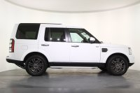 "Land Rover Discovery 3.0 SDV6 Graphite 1 Owner 19"" Alloys Satellite Navigation, Reversing Camera DAB Radio Harmon Kardon Side Steps Stunning Example"