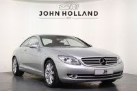 "Mercedes-Benz CL CL 500, 18"" Alloys, Comand Satellite Navigation, Bluetooth, Reversing Camera, Soft Close Doors, Heated Steering Wheel, A Truly Special Low Mileage Impeccable Example FMBSH"