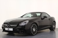 Mercedes-Benz SLC Sold Delivering to Sheffield