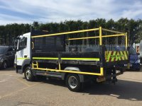 Mercedes-Benz Atego 816 EURO 6 TIPPER LOW KMS