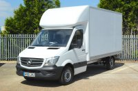 Mercedes-Benz Sprinter 314CDI LUTON DELIVERY MILES ONLY
