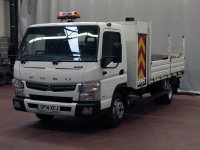 FUSO CANTER 7C15 TIPPER WITH TOOL BOX